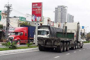 Đà Nẵng: Tạm ngưng hoạt động xe ben, xe kéo rơ mooc... trong 4 ngày thi THPT