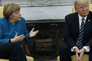 Nỗ lực lật đổ bà Merkel của những người ủng hộ ông Trump