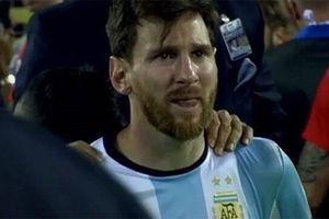 Mẹ Messi từng tiết lộ: Con tôi khóc rất nhiều lần từ khi chơi cho Argentina