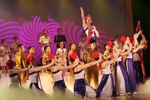 Sẵn sàng cho Liên hoan Ca, múa, nhạc toàn quốc - 2018