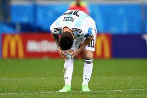 'Lionel Messi và đồng đội như những cái bóng vô hồn trên sân'