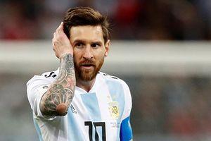 Messi, đã đến lúc nói lên câu giã từ