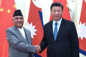 Trung Quốc muốn xây dựng đường sắt ở Nepal