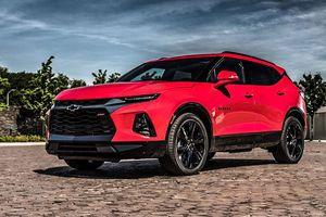 Chevrolet Blazer 2019 ra mắt: Crossover thể thao, thêm nhiều công nghệ