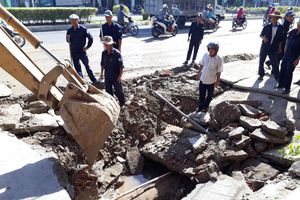 'Hố tử thần' lại xuất hiện tại Nha Trang
