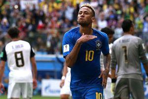 Toàn cảnh Brazil 2-0 Costa Rica: Neymar 'giải hạn' ở World Cup 2018