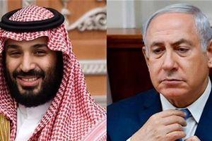 Hoàng Thái tử Saudi Arabia và Thủ tướng Israel bí mật gặp nhau