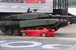 Bí mật bản hợp đồng của Singapore: Những chiếc xe tăng Leopard 2A7