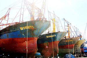 5 chủ tàu vỏ thép vẫn chưa nhận được tiền bồi thường