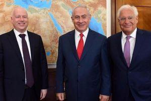 Thủ tướng Israel gặp các đặc phái viên Mỹ