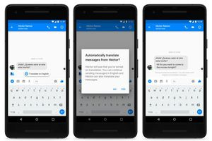 Facebook Messenger sắp có tính năng dịch tự động