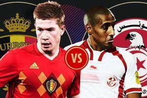 Bỉ vs Tunisia, 19h ngày 23/6: Vé đi tiếp cho Quỷ đỏ