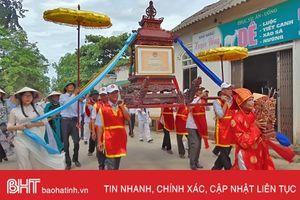 Đền Gôi Vị đón Bằng di tích lịch sử văn hóa quốc gia