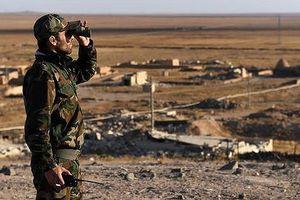 Một nhóm 'nổi dậy ôn hòa' lớn đầu hàng quân đội Syria ở Daraa