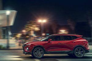 Chevrolet ra mắt mẫu xe thể thao Blazer