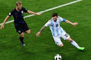 Tính hiệu số trước đối đầu: Argentina phải ghi nhiều bàn mới mong đi tiếp