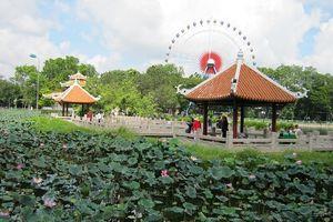 TP.HCM: 6 tháng đầu năm lượng khách du lịch tăng mạnh