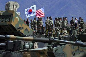 Mỹ đình chỉ vô thời hạn chương trình huấn luyện và các cuộc tập trận với Hàn Quốc