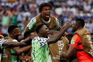 Nhắc Argentina trong chiến thắng của Nigeria là sự xúc phạm