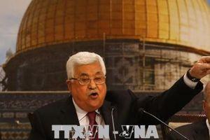 Palestine tuyên bố kế hoạch hòa bình 'ảo tưởng' của Mỹ sẽ thất bại