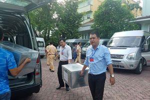 2.223 người tham gia tổ chức thi quốc gia tại Đà Nẵng