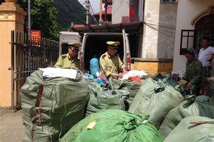 Lạng Sơn: Thu giữ nhiều hàng hóa vi phạm