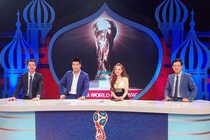 Không còn hot girl bình luận World Cup trên VTV
