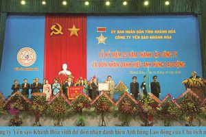 Yến sào Khánh Hòa: Thương hiệu mạnh vươn tầm quốc tế