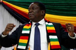 Tổng thống Zimbabwe sau vụ ám sát hụt: 'Tôi chưa tới số'