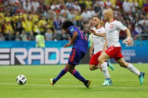 Kết quả trận Ba Lan vs Colombia, World Cup 2018