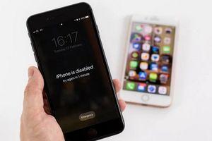 Phải làm gì khi bạn quên mật khẩu iPhone?