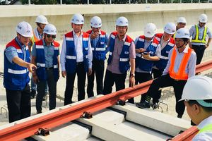 Quốc hội khảo sát thực tế để gỡ vướng cho metro Bến Thành - Suối Tiên