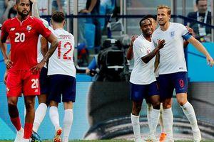Màn 'tập bắn' thành công của tuyển Anh