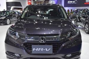 Honda HR-V phiên bản mới sẽ ra mắt tại Việt Nam cuối năm nay