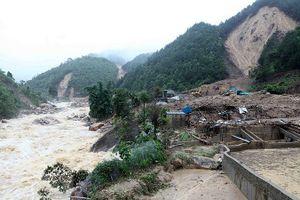 Lũ quét tại Lai Châu: 8 người chết và mất tích