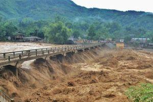 Lai Châu: Mưa lũ nghiêm trọng khiến 3 người thiệt mạng, nhiều người mất tích