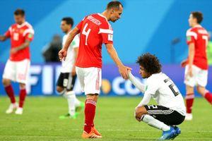 Nga vs Uruguay: Quyết chiến giành ngôi đầu