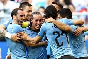 Thắng chủ nhà Nga 3-0, Uruguay ngạo nghễ lấy ngôi đầu bảng A