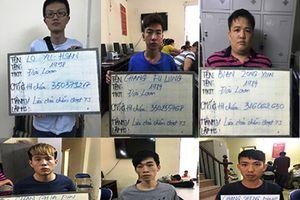 Khởi tối nhóm tội phạm Đài Loan cấu kết với người Việt lừa đảo tiền tỉ