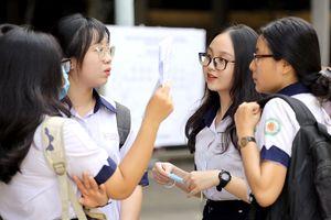 Kết thúc ngày thi thứ nhất, 44 thí sinh bị đình chỉ thi