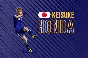 Phá lưới Senegal, Keisuke Honda lập kỷ lục châu Á