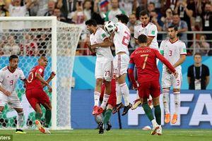 Iran vs Bồ Đào Nha: Căng như dây đàn