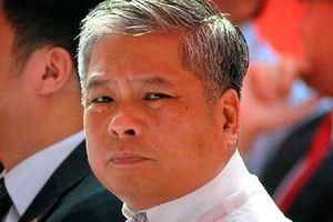 Sáng nay, nguyên Phó Thống đốc NHNN Đặng Thanh Bình hầu tòa