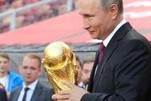 Vì sao Putin không đến sân trong ngày đội tuyển Nga thảm bại?