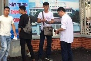 Quảng Ninh: Suất cơm ấm lòng sĩ tử vùng cao trước giờ thi