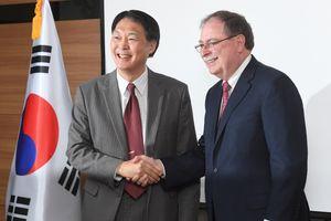 Mỹ - Hàn khởi động vòng đàm phán mới về chia sẻ chi phí quốc phòng