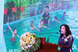 Mỗi năm, khoảng 2.000 trẻ em Việt Nam tử vong do đuối nước