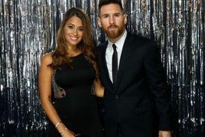 Vợ Messi tiếp lửa cho chồng phá tan tin đồn hôn nhân tan vỡ