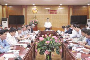 Chủ tịch tỉnh Thanh Hóa chỉ đạo 'phải tiết kiệm tối đa'
