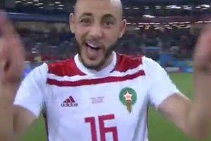 Cầu thủ Morocco: VAR là đồ rác rưởi